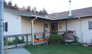 Boarding Residence - Fall with Pumpkins